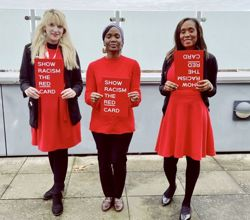 Show Racism the Red Card - Anti-Racist Education