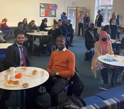 Sixth Form Rewards Breakfast - 'Above and Beyond'
