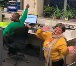 HBAED Staff Wishing You Festive Cheer - Watch here!
