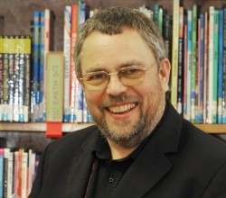 Children's Author Alan Gibbons Visits Academy