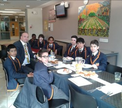 Breakfast Reward Winners - Friday 1 May