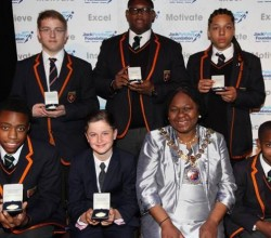 HBAED Success at Jack Petchey awards