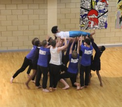 Herne Bay High and Harris Boys' Academy Dance Sharing