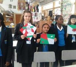Girls Create New National Anthem and Flag with South London Gallery