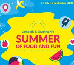 'Summer Food and Fun' Holiday Programme - Find Out More and Sign Up