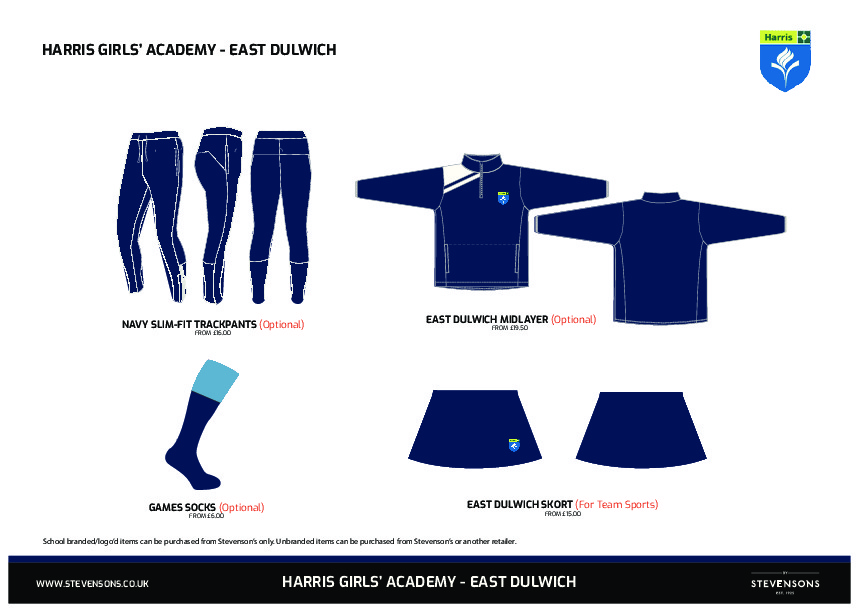 Harris Girls' Academy East Dulwich SPORTS BOARD [pg2]