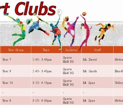 Sports Clubs - See Our Latest List