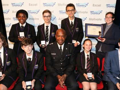 Jack Petchey Winners