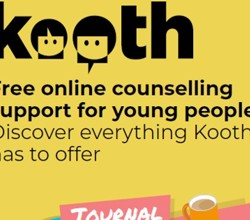 Kooth - Wellbeing Support Throughout the Summer