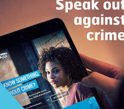 Operation Fearless - Give Information About Crime Anonymously