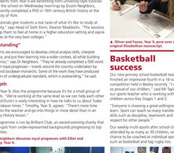 New School Newsletter - Download Your Copy Here