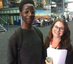 GCSE Success After First Year as a Harris Academy
