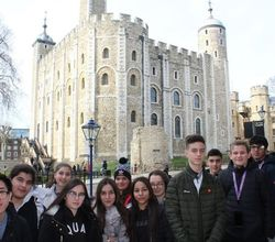 Developing 'Cultural Capital' at the Tower of London
