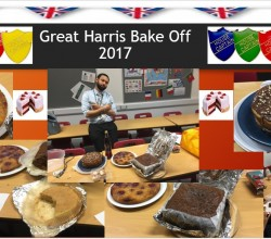 Halley House Win Bake Off Challenge