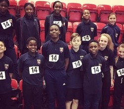 Great results for Athletics team