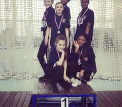 Victory at Lee Valley for Year 7 Girls