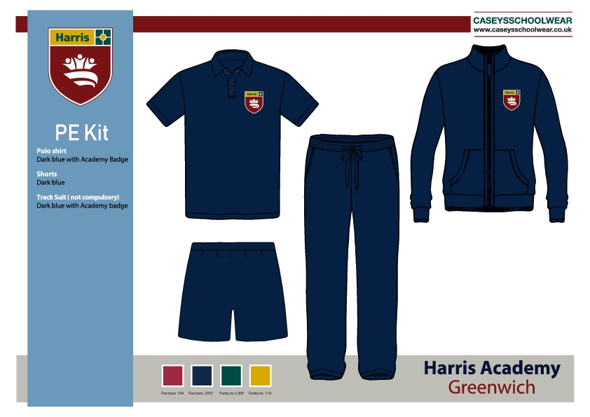 Harris greenwich uniform board part2