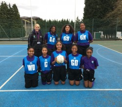 Year 7 Harris Federation Netball Tournament