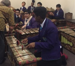 Year 9 Gamelan Workshop