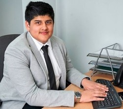 Ranveer, Year 10, Runs His Own Accounting Business