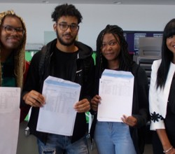 GCSE Results 2019 - Celebrating Our First Ever Results