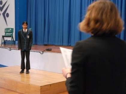 Yr7 French Spelling Bee - Marc...