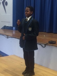 Spelling Bee 4 - March 2017