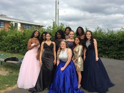 Year 11 Prom - June 2017