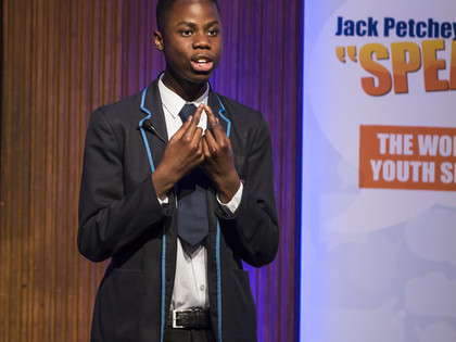 Jack Petchey - March 2019