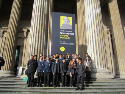 Year 10 Shakespeare Trip