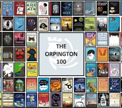Orpington 100 Books List is Now Updated