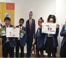 Kings scholars visit