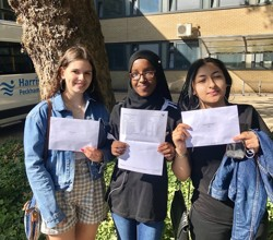 GCSE Success at Harris Academy Peckham