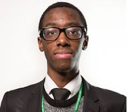 Cherif Gains Oxford College Place to Study Physics