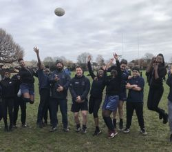 Girls Excel in 'Project Rugby' Tournament