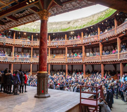 'Concert for Winter' at Shakespeare's Globe