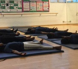 Staff and Student Yoga and Mindfulness Sessions