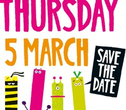 Support Our Sponsored Read for World Book Day