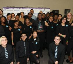 HAP Singers Win Prize at Cadogan Hall