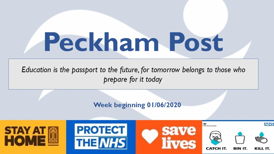 Peckham post 1.6.20