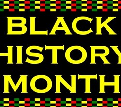 Black History Month Lessons During October