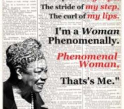 Phenomenal Women at HAP - A Poem by Mandeeq, Year 8