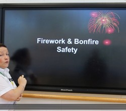 Fireworks and Bonfire Safety - Watch Our Assembly