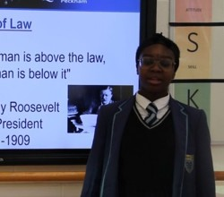 British Values and the Rule of Law - Student Assembly