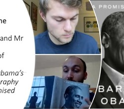 The Promised Land - Readings from Barak Obama's Autobiography