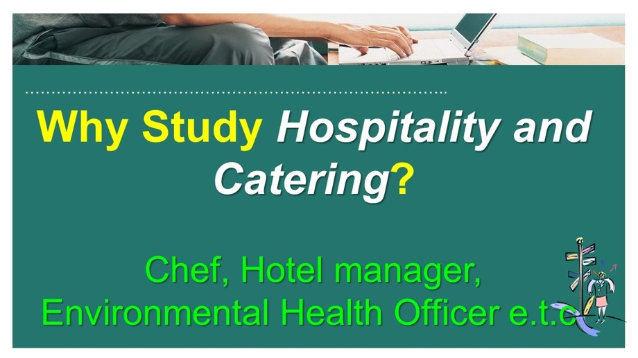 Hospitality and Catering   options details for Year 9