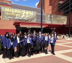 Educational Visit to the British Library: Magna Carta: Law, Liberty, Legacy