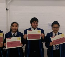 Federation Maths Competition