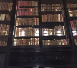 Visit to the British Library