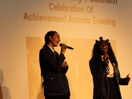 Celebration of Achievement Awa...